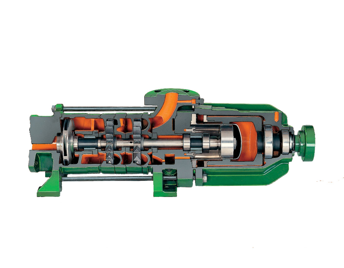 Side-Channel Pump with Magnet Drive
