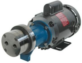 4 Series Low Flow Gear Pumps