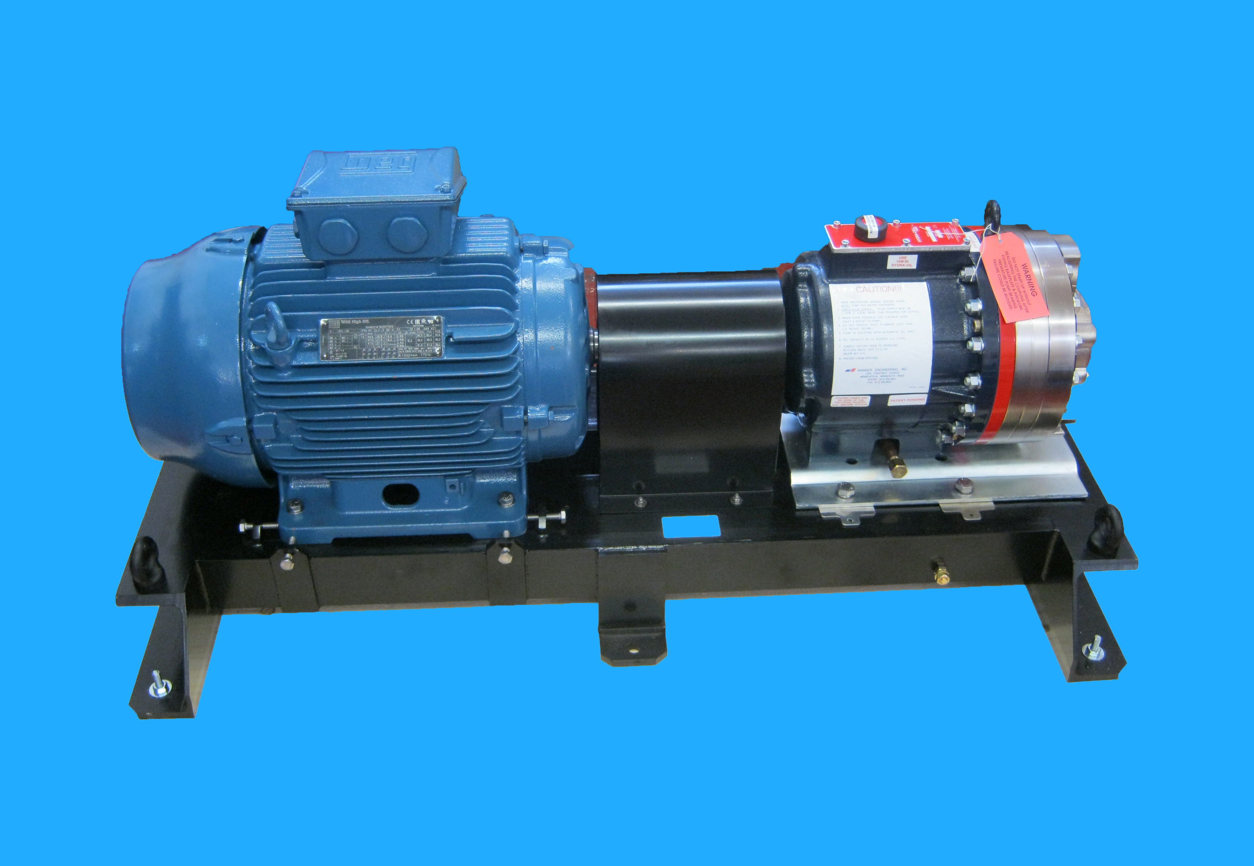 High Pressure Flow Iron : Pumps used in the uk for pressue boosting applications