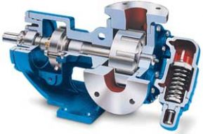 Universal Seal Internal Gear Pumps