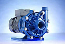 Plastic Centrifugal (DB Series) - Chemical Transfer Pump